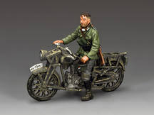 Dispatch Rider