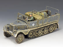 Sd.Kfz.11 Special Tracked Transport