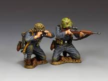 The Sniper Team (2 figures)