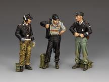 Dismounted Tank Crew #2