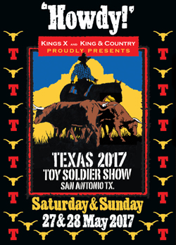 The Texas 2017 Toy Soldier Show