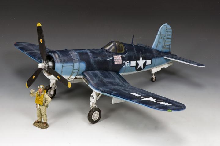 AF032 USMC F4U Corsair