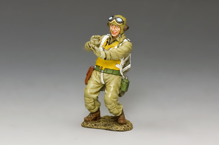 AF034 Lieut. (later Lieut. Col.) John Bolt USMC