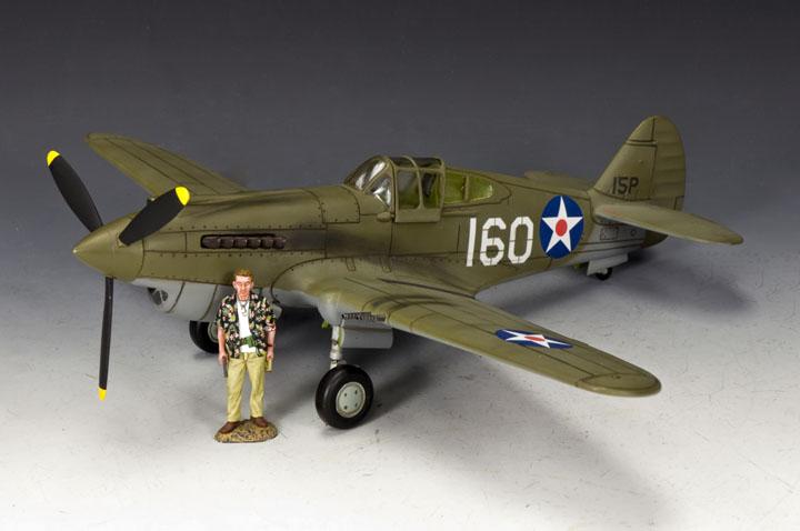 AF041 Pearl Harbor P40 Tomahawk