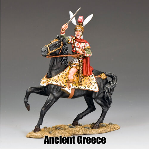 Ancient Greece_King & Country Toy Soldiers