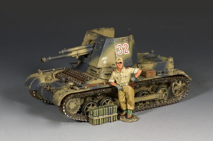 AK117  Panzerjager 1