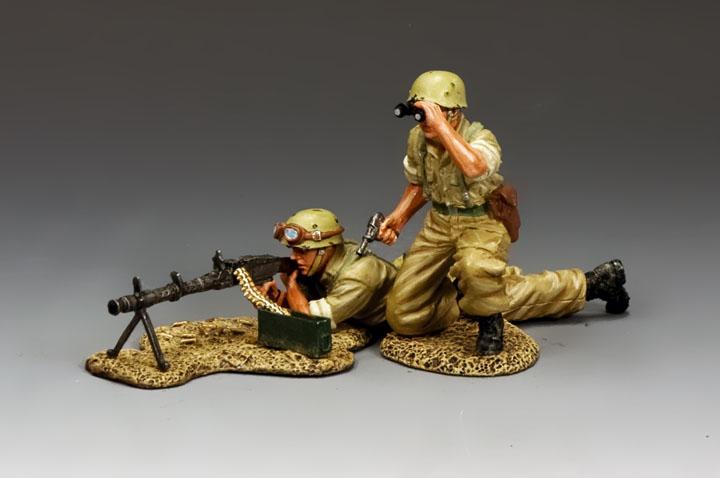AK120 The Fire Support Team (2-man set)
