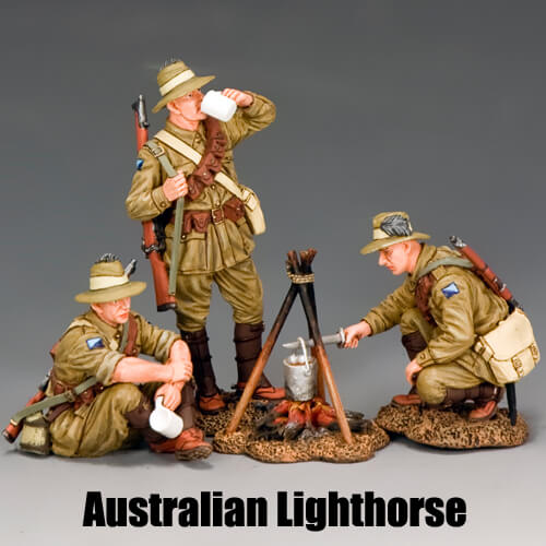 Australian Lighthourse_King & Country Toy Soldiers