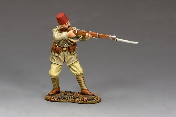 AL081 Turkish NCO Aiming Rifle