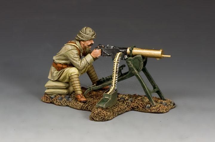 AL083 Turkish Machine Gunner