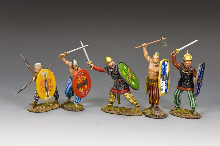 Barbarian Warriors