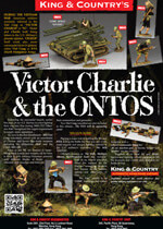 Victor Charlie & the ONTOS