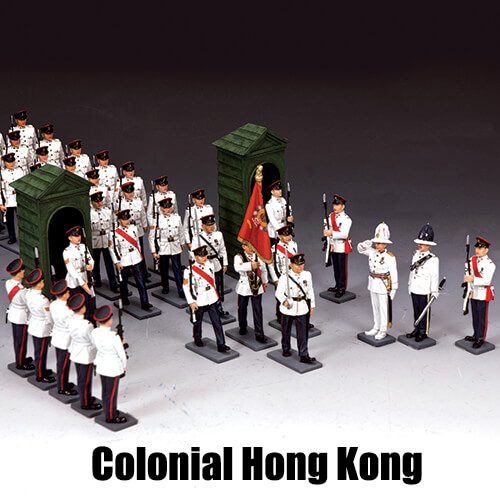 Colonial Hong Kong_King & Country Toy Soldiers