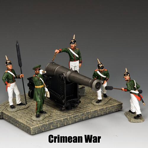Crimean War_King & Country Toy Soldiers