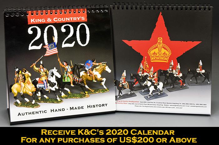 K&C Calendar 2020