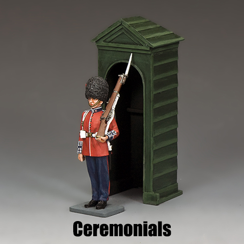Ceremonials_King & Country Toy Soldiers