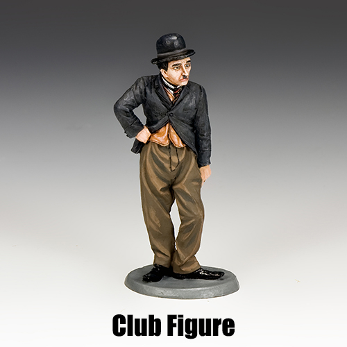 Club Figure_King & Country Toy Soldiers
