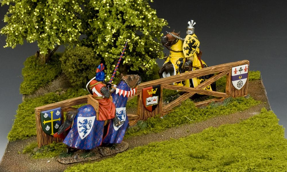 King & Country - Crusaders & Saracens