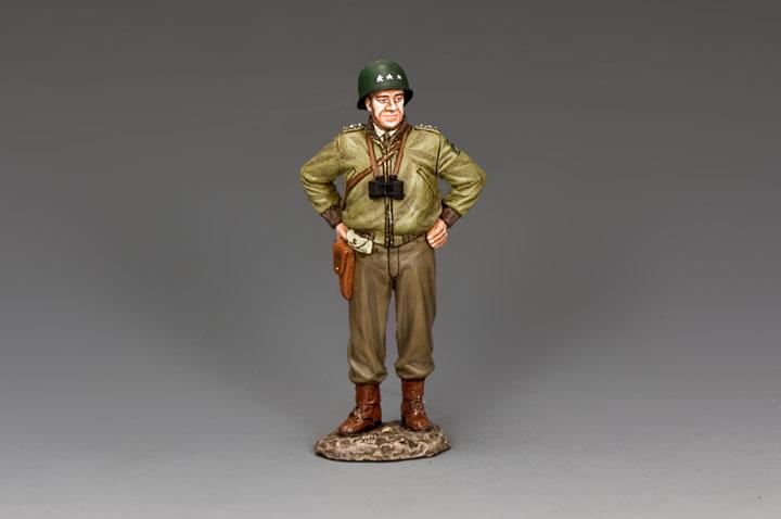 DD295 General Omar Bradley