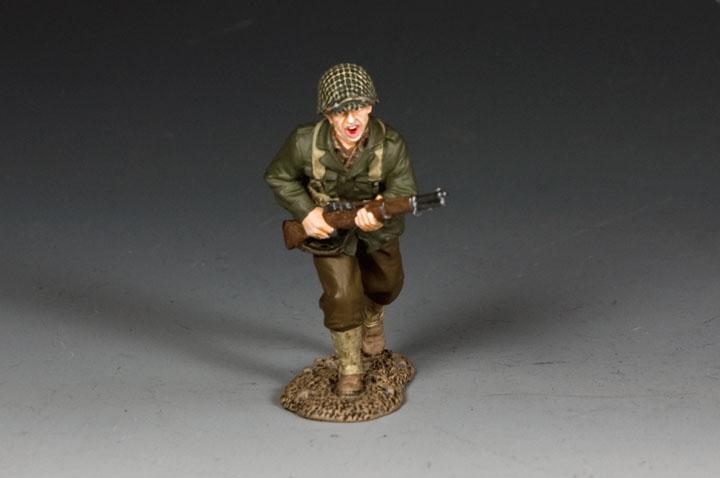 DD307 Charging Rifleman