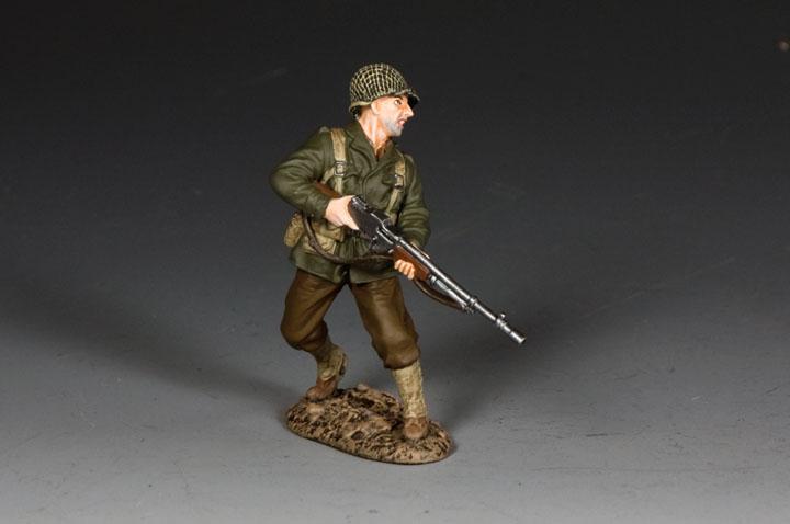 DD313 Turning BAR Gunner