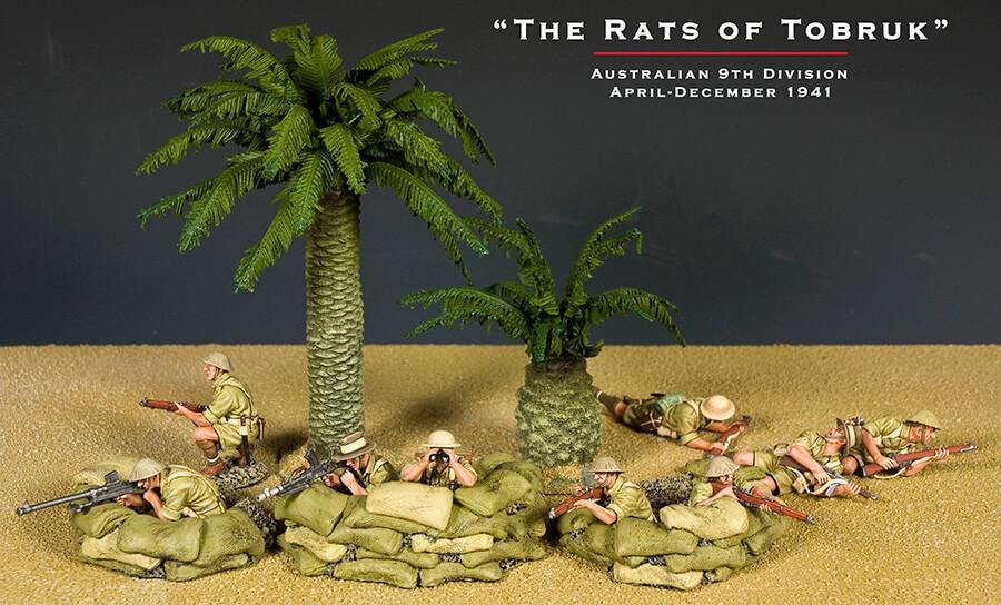 THE RATS OF TOBRUK