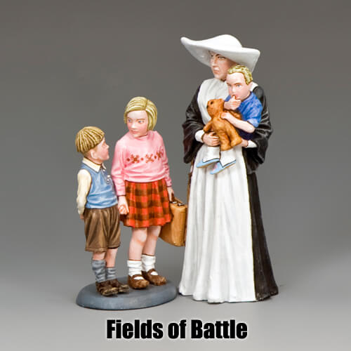 Fields of Battle_King & Country Toy Soldiers