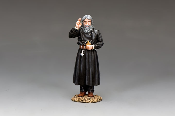 FoB143 A Russian Orthodox Priest