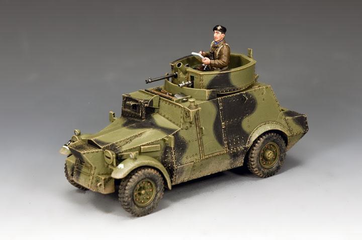 FoB151 Morris CS9 Armoured Car