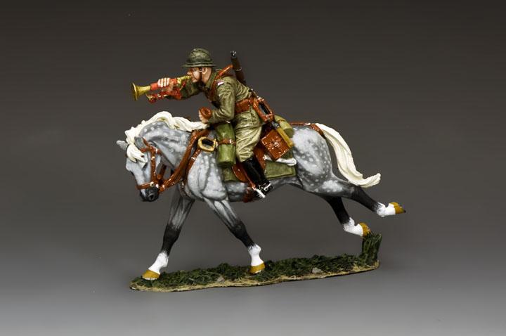 FoB160 Polish Cavalry Trumpeter