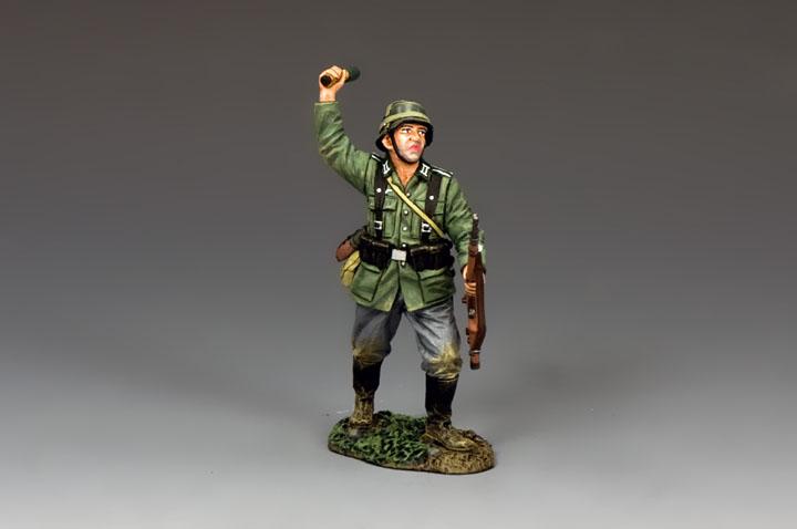 FoB164 German Soldaten wGrenade