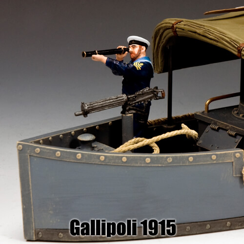 Gallipoli 1915_King & Country Toy Soldiers