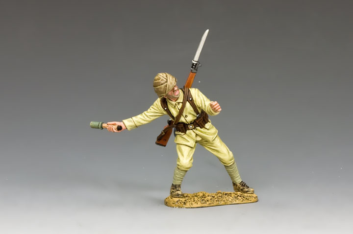 GA026 Turkish Grenadier, Gallipoli 1915