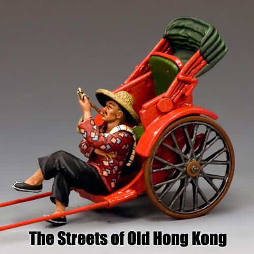 Streets of Old Hong Kong_King & Country Toy Soldiers