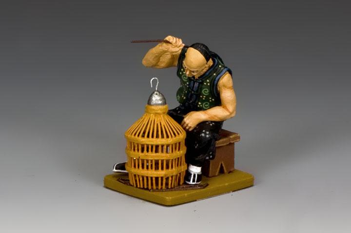 HK277 The Bird Cage Maker