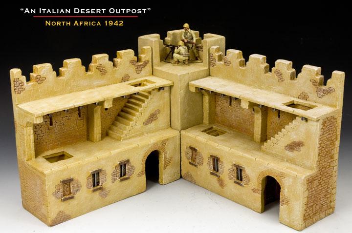 Italian Desert Outpost