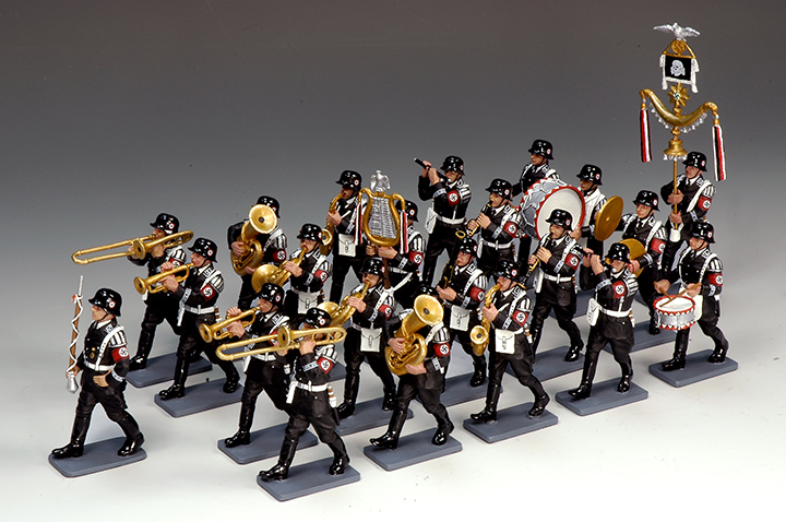 LAH097 The Leibstandarte Adolf Hitler Regimental Band