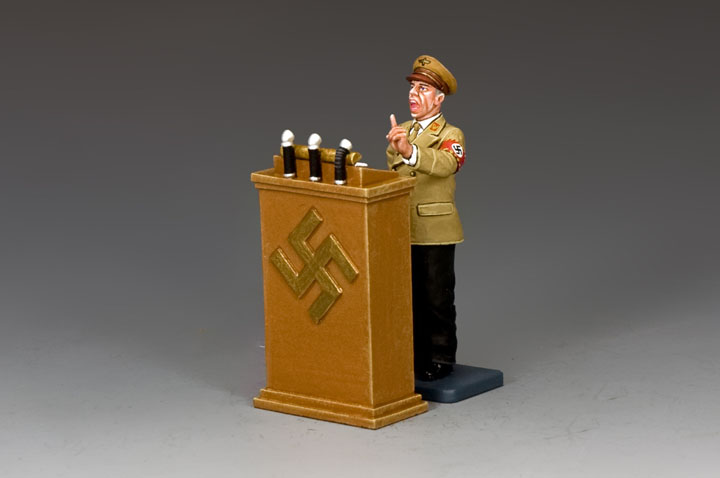 LAH202 Propaganda Minister Josef Goebbels