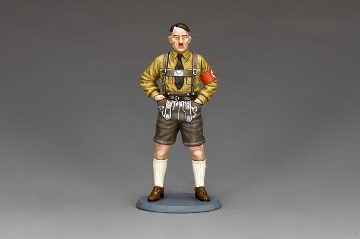 LAH208 Adolf in Lederhosen