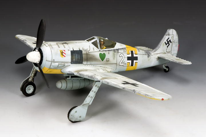 LW062 Focke-Wulf 190A-4 (Winter)