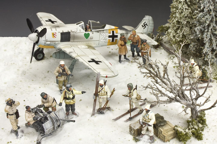 FIGHTING FOCKE-WULF 190