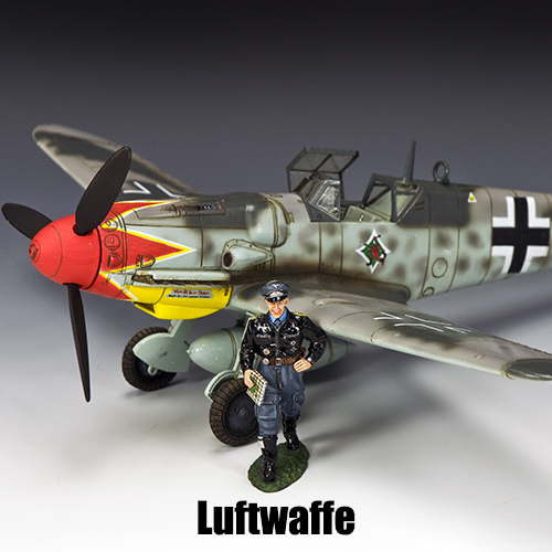 Luftwaffe_King & Country Toy Soldiers