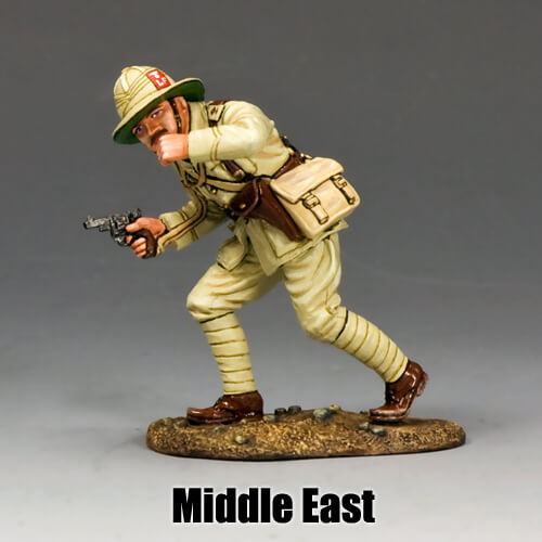 Middle East_King & Country Toy Soldiers