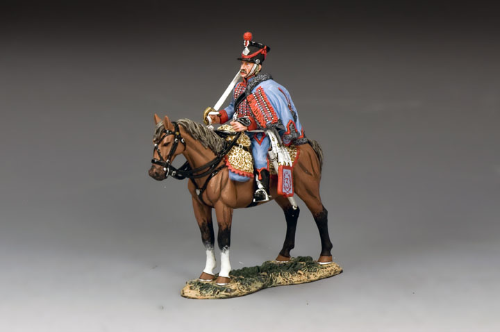 NA357 Mounted Hussar