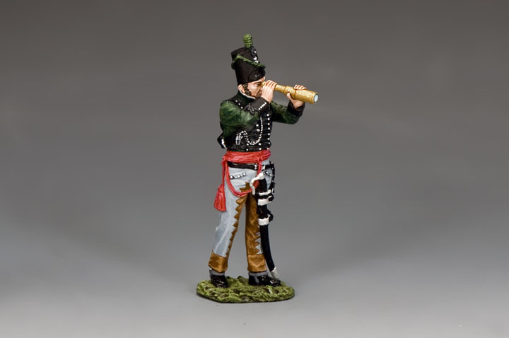 NA376 95th Rifles Officer wTelescope