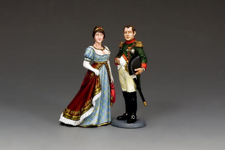 NA414 Napoleon & Josephine