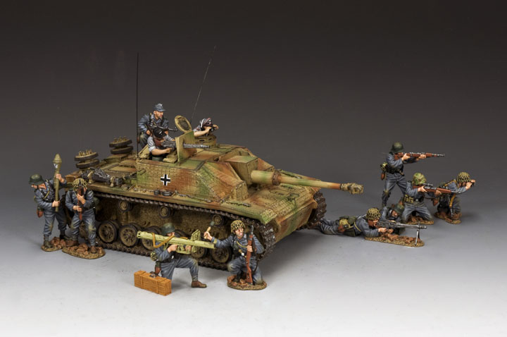 Panzer Grenadiers