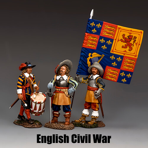 English Civil War_King & Country Toy Soldiers