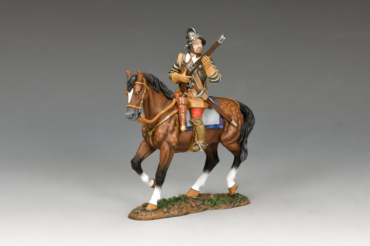PnM055 Cavalier Ready, English Civil War