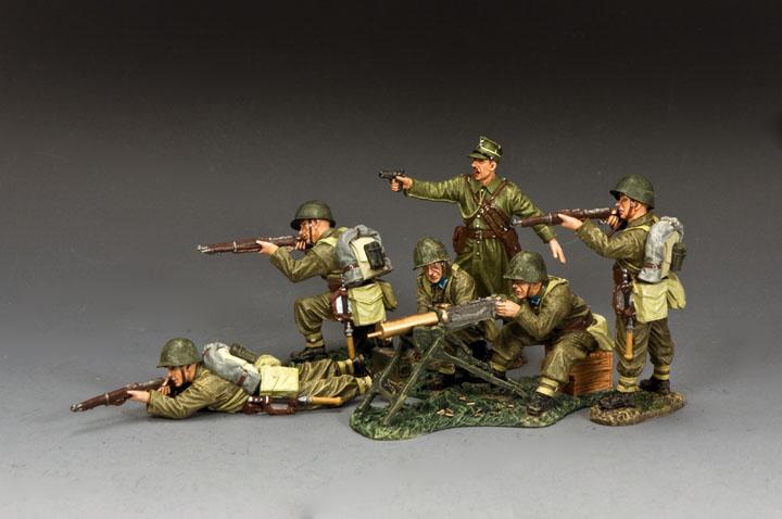 Polish Infantrymen